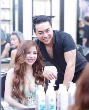 Hair salon Quang Trường