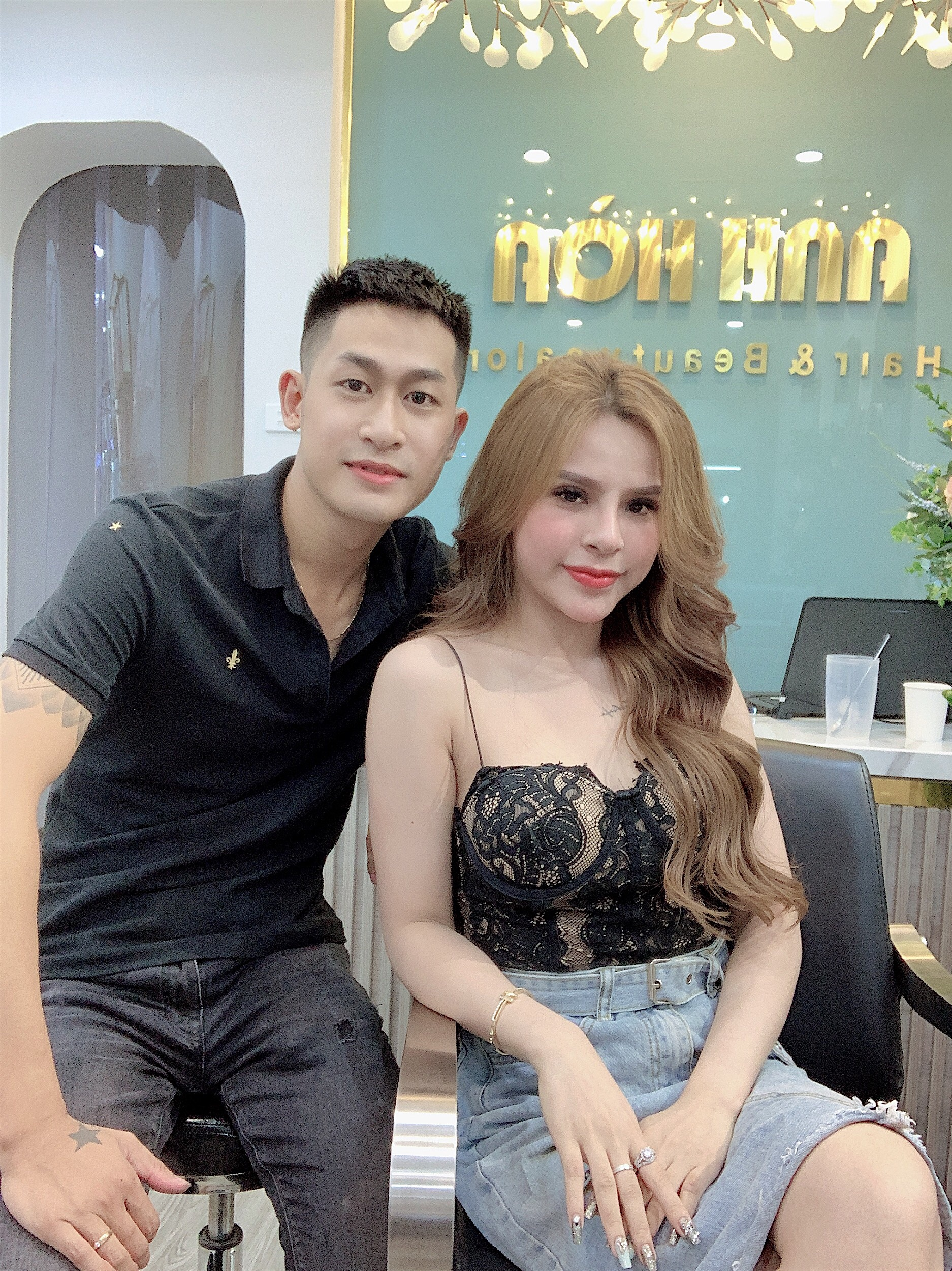 Anh Hoà Hair & Beauty Salon