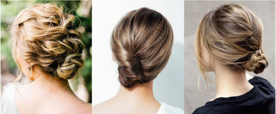 2 kiểu tóc đơn giản, nhanh gọn tiết kiệm thời gian cho nàng