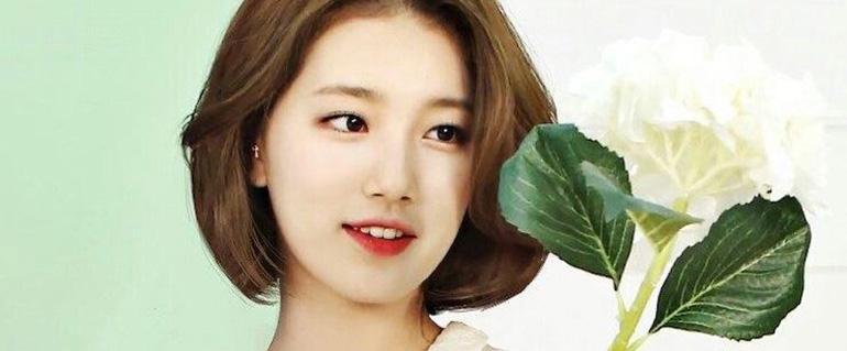 Tóc ngắn ngang vai uốn cụp Hàn Quốc đẹp nhất