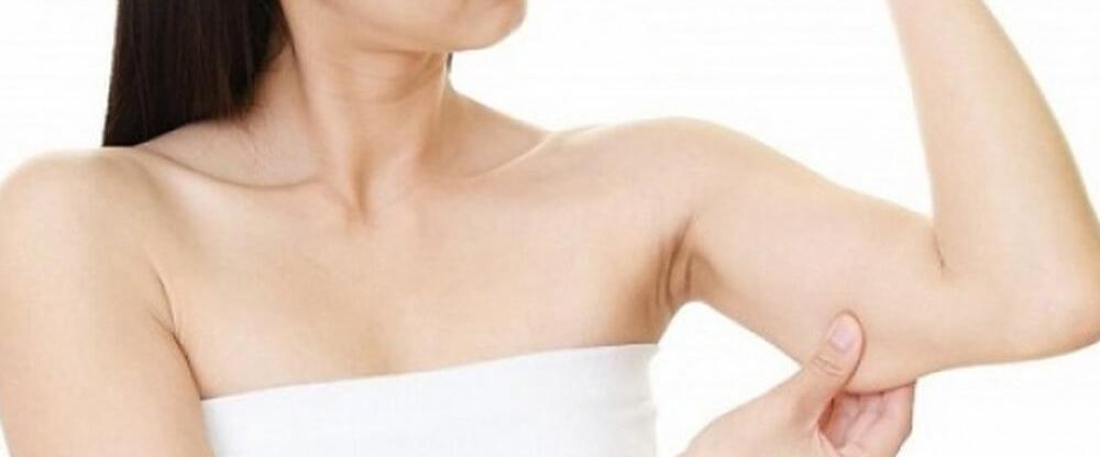 Giảm mỡ bắp tay mà không cần ăn kiêng hay tập luyện, bạn đã biết chưa?
