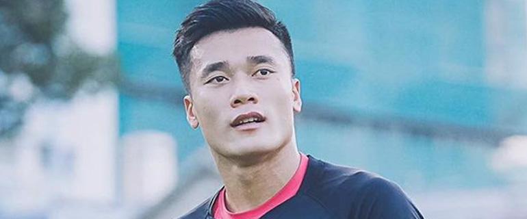 6 kiểu tóc nam đẹp của các cầu thủ U23 Việt Nam
