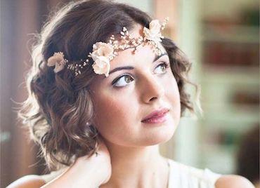Gợi ý 13 kiểu tóc ngắn cô dâu đẹp quyến rũ trong ngày trọng đại