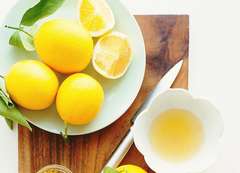 5 công thức đơn giản từ quả chanh giúp bạn có bụng phẳng, eo thon chỉ sau 1 tuần
