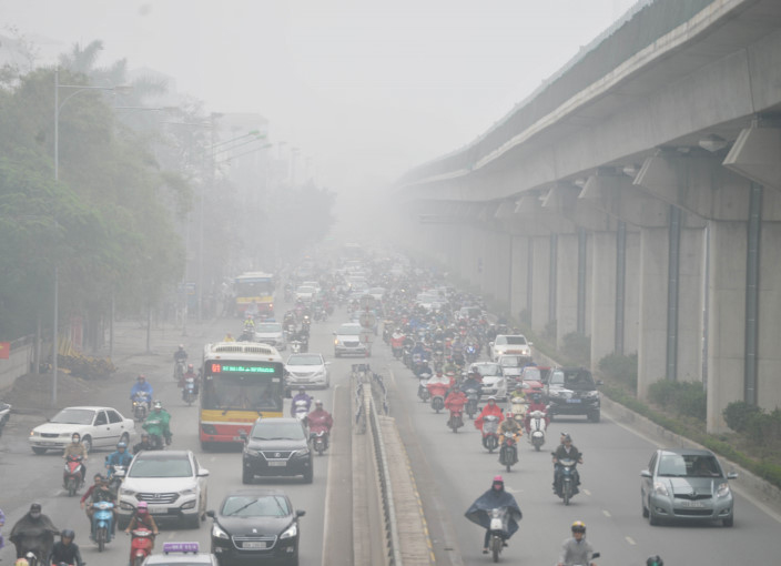 Dưỡng da trong thời điểm môi trường đang ô nhiễm
