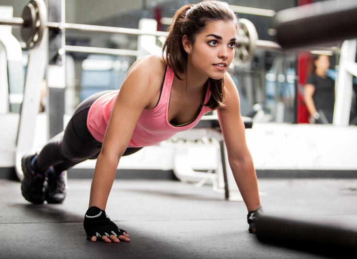 5 bài thể dục cho nàng giữ dáng khỏe đẹp