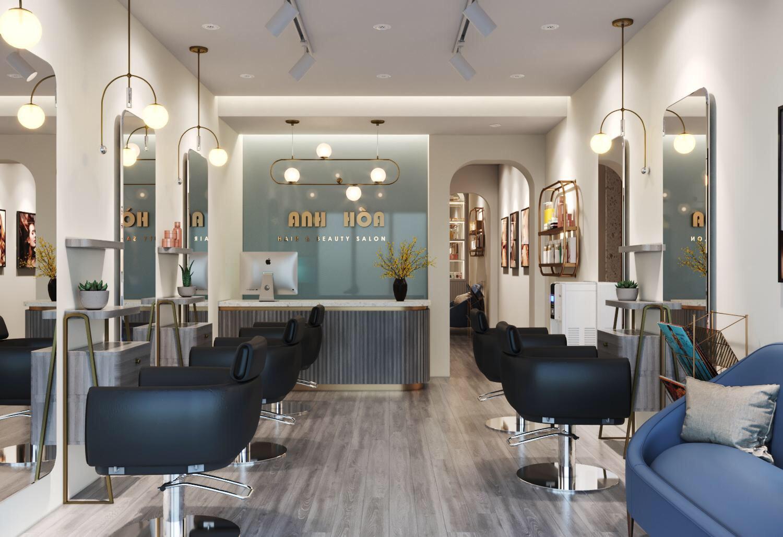 Anh Hoà Hair & Beauty Salon
